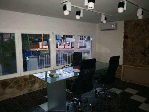 despacho de la nueva sucursal de cuba Accesorios & Perfiles Villa