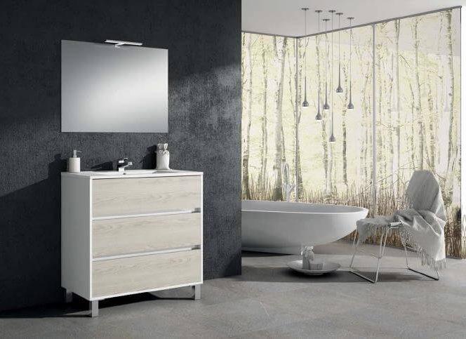 Muebles de ba o accesorios y perfiles villa for Accesorios para muebles de bano