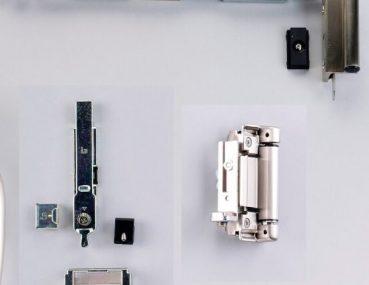 Accesorios para carpintería de aluminio Accesorios & Perfiles Villa