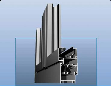 AVmacroter 50 sistemas de aluminio Accesorios & Perfiles Villa