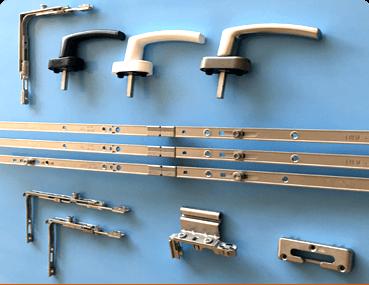 Accesorios para carpintería de pvc Accesorios & Perfiles Villa